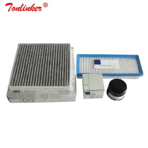 Image 3 - Hava filtresi + kabin filtresi + yağ filtresi için 3 adet akıllı Fortwo 451 Cabrio Coupe 0.8CDI 1.0T 2007 2019 Model filtre seti araba aksesuarları