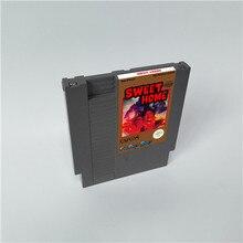 Sweet Home   72 Pins 8bit Game Cartridge