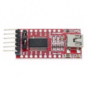 Image 2 - FT232RL FT232 Ftdi Adapter Usb Naar Ttl 5V 3.3V Downloaden Kabel Naar Serieel Adapter Module Voor Arduino Usb tot 232