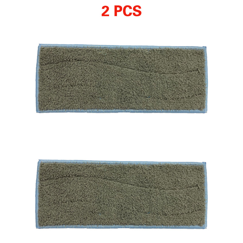2 Packs Of Washable Wet Pads Suitable For Replacement Of Irobot Braava Jet M6 (6110) Intelligent Cleaning Robot Accessories