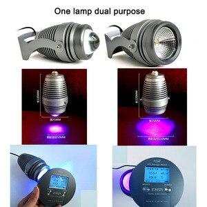 Image 5 - Vusum 100W 365nm 395nm 405nm UV מנורת מתח גבוה זרקור ריפוי מנורת UV מנורת צללים ירוק שמן מחקר LCD מסך