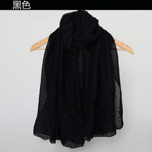 New Womens Spring and Autumn Pure Scarf Long Baitie Sunscreen  Dual-purpose super-large silk scarf gift wholesale shawl