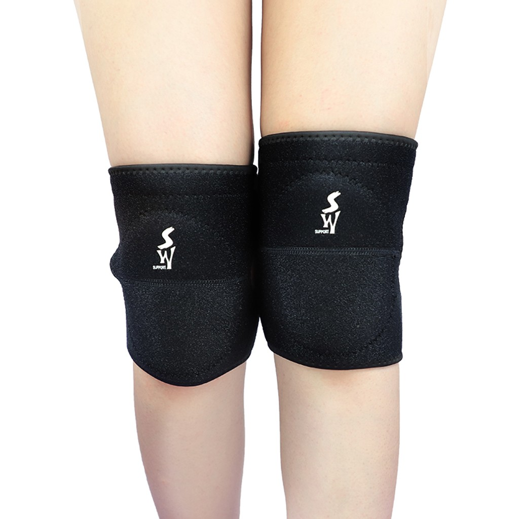 1 Pair Sponge Football Volleyball Extreme Sports Knee Pad Brace Support Thickening Patella Guard Lap Protect Knee Protector #YL5