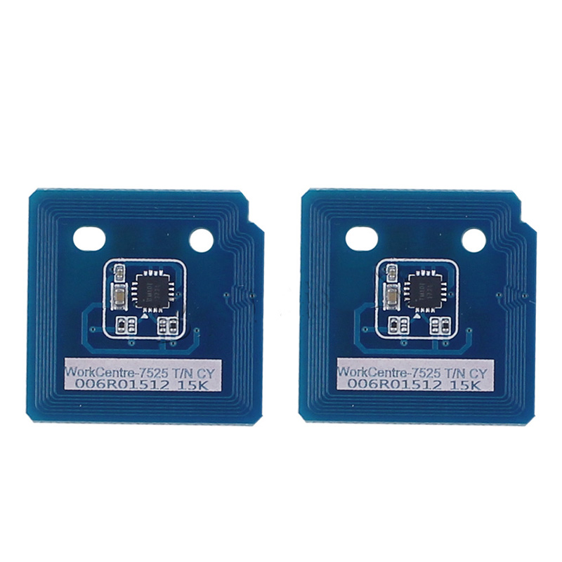 006R01517 006R01518 006R01519 006R01520 Toner Chip for Xerox WorkCentre 7525 7530 7535 7545 7556 7830 7835 7855 Laser Printer in Cartridge Chip from Computer Office