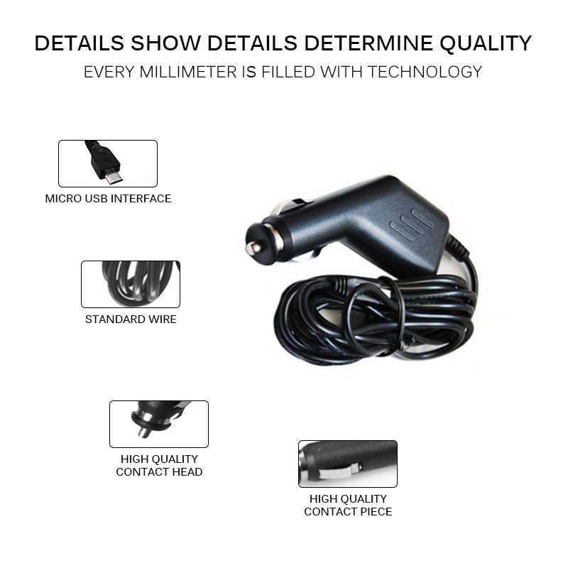 Novo 12 v-24 v gravador de condução carregador de carro navegação carro cão eletrônico carregador de carro para dashboard câmera gps máquina de jogo mp3 mp4