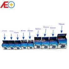 AEORC Patended المنتج أنبوبي مروحة نظام EDF ل طائرة الطائرة 27 مللي متر/30 مللي متر/35 مللي متر/40 مللي متر/45 مللي متر/50 مللي متر/55 مللي متر/64 مللي متر/70 مللي متر مع فرش السيارات