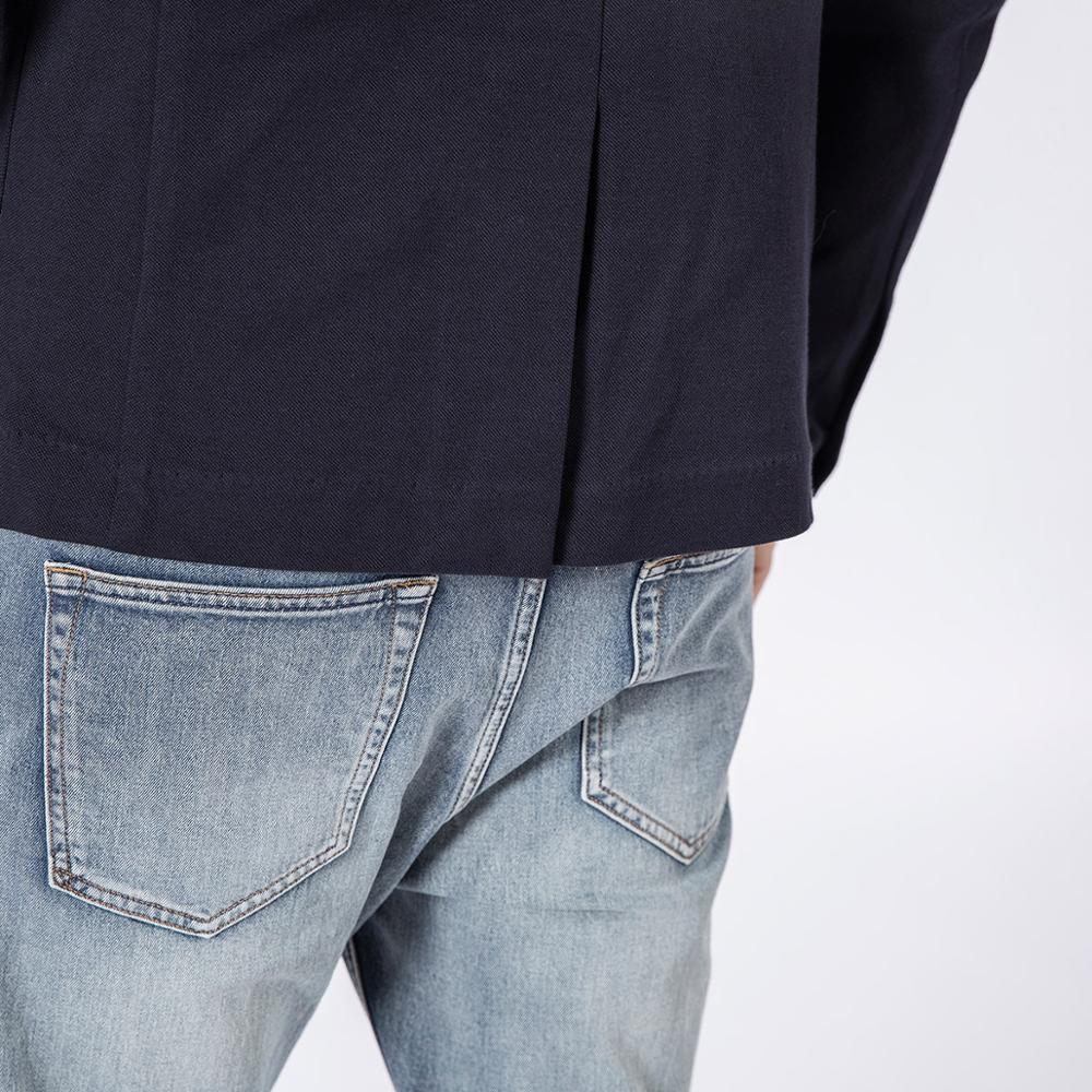 Simwood 2019 New Smart Blazers Men Fashion Suit Casual Slim Fit Blazer Masculino Brand Jackets For Men Free Shipping 180352