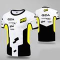 Летняя новая футболка Navi, мужские и женские футболки, топы, Джерси Natus Vincere Esports, футболка для команды Game CSGO Pro, уличная одежда для игроков