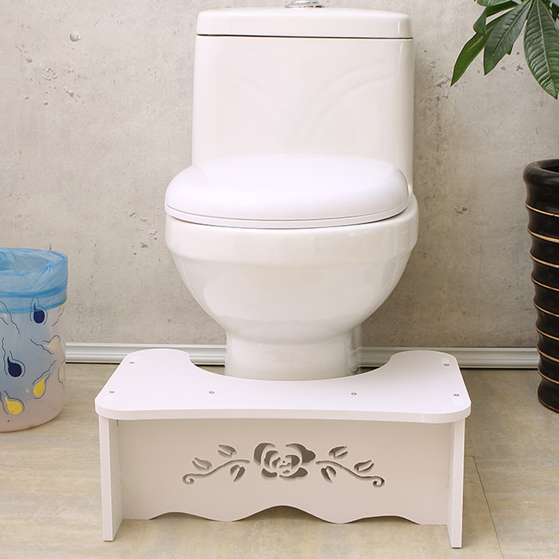 Image 3 - Last one cheap waterproof Stool Toilet Stool Convenient & Compact Great for Travel Fits all toiletsFolds for easy storage-in Bathroom Chairs & Stools from Furniture