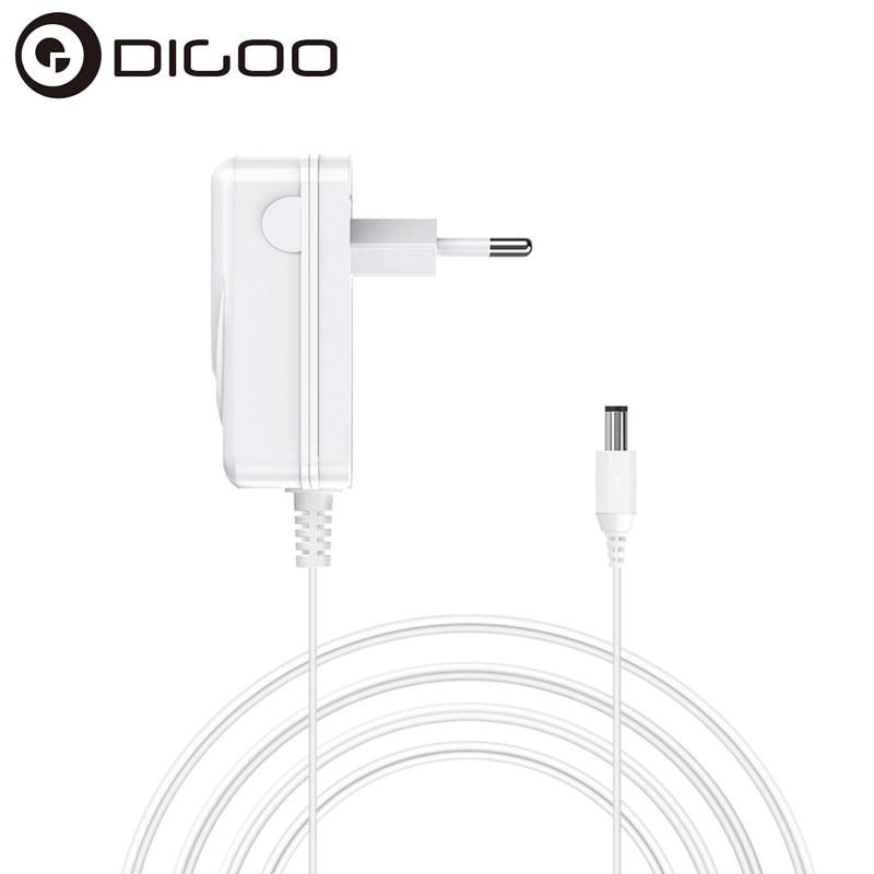 DIGOO DG-LGN 12V 2A Universal-Power Adapter EU Plug 1.5M Supply Charger For Led Light Strip CCTV IP Camera Router Speaker