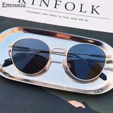 Gafas de sol de estilo Steampunk para hombre y mujer, lentes de sol de estilo gótico Vintage, Estilo Redondo con personalidad, con UV400, 2020