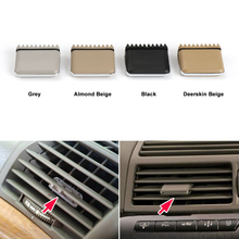 Car A/C Air Vent Outlet Tab Clip Car Front Air Conditioner Vent Repair Kit For Mercedes Benz S Class W220 S300 220 830 001