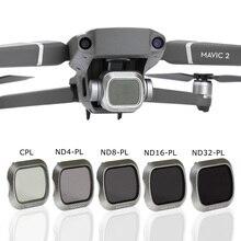Mavic 2 برو عدسة الكاميرا مجموعة مرشح الاستقطاب تصفية CPL ND PL ND4/8/16/32 الكثافة تصفية ل DJI Mavic 2 برو طائرات بدون طيار اكسسوارات