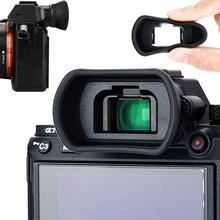 Camera Eyecup Viewfinder Eyepiece for Sony a7 a7 II a7 III a7R a7R II a7R III a7R IV a7S II a58 a99 II a9 II Replaces FDA EP18
