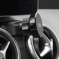 Магнитный держатель для мобильного телефона для Mercedes-Benz GLA, все класс, крепление на вентиляционное отверстие, кронштейн, держатель для телеф...