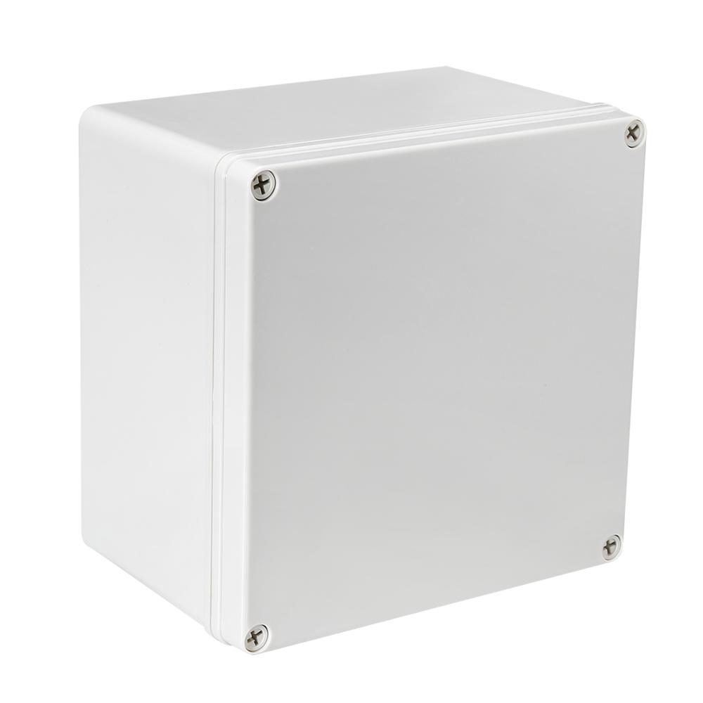 Uxcell 1pcs 200x150x100mm Electronic DIY Junction Box Enclosure Case ABS Plastic 100x68x50mm 115x90x55mm 200x120x75mm