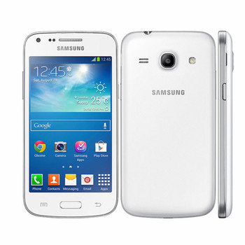 used Smartphones Samsung G3502 GPS 4.3inch 4GB ROM 3G WCDMA Unlocked Cheap Android Cell Phones 5.0MP Dual sim Mobile Phones 1