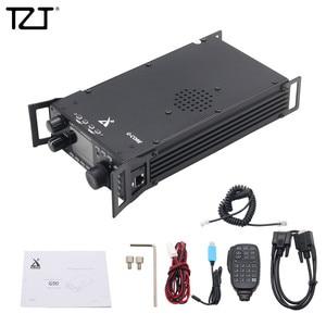 Image 1 - TZT Shortwave Radio Transceiver HF 20W SSB/CW/AM 0.5 30MHz w/ Built in Antenna Tuner XIEGU G90
