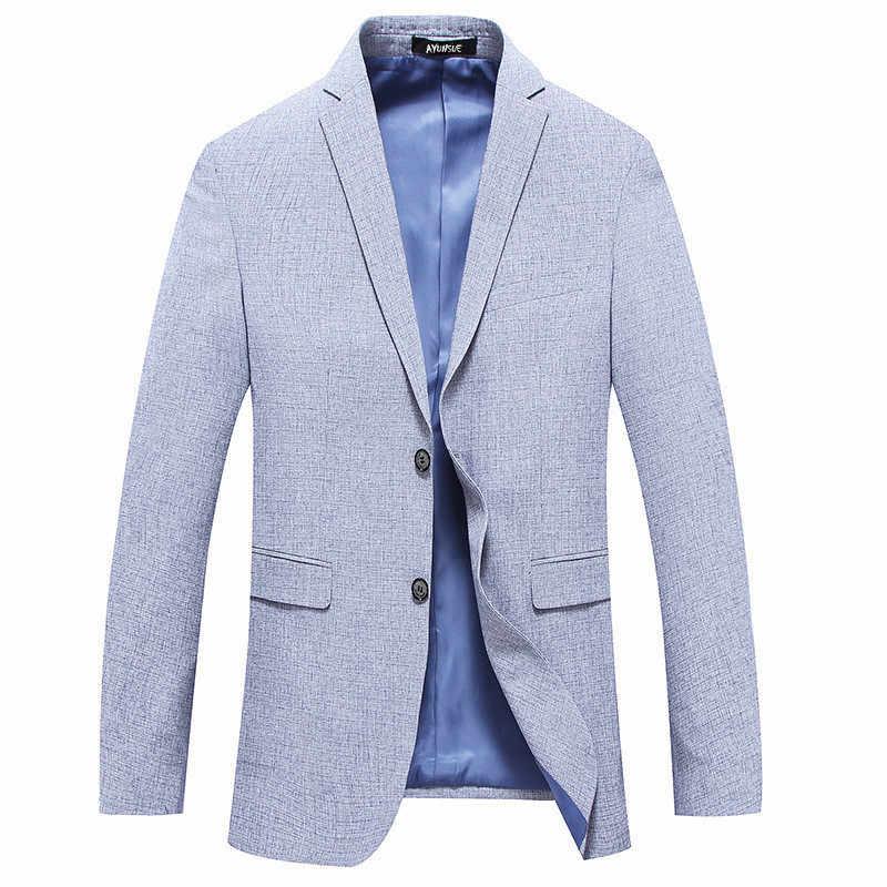 Marca de roupas jaqueta primavera dos homens azul jaqueta masculina jaqueta casaco homens casuais plus size jaquetas e casacos fy523 s s s