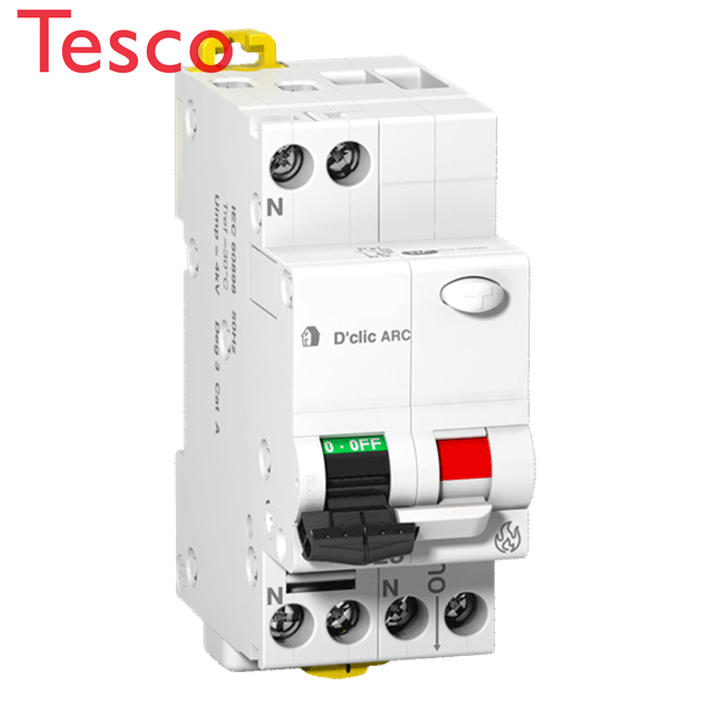 Arc Fault Protection Preventing(AFDD) Protection Fire Prevention Unit By Arc Monitoring IARC AFDD PB111222 50-everfar