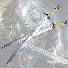 1:1 «Властелин Колец», «меч леголаса», «Принц Хоббит», «Принц эльфов», оркрист Торин, меч для косплея, реквизит