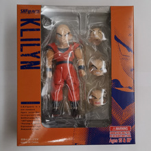 Action DragonBall SHF youth Klilyn Figure model Toys Cyborg Android No.18 Kuririn Wife Collectibles Gift Toys for Children Dolls