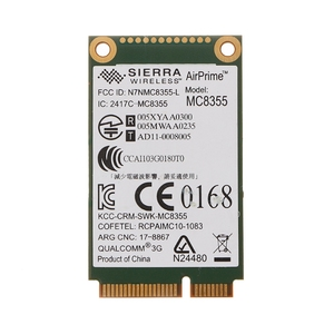 60Y3257 Gobi3000 MC8355 3G WWAN Card GPS For Lenovo Thinkpad W530 X230 T420 X220