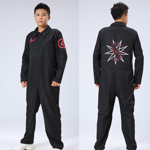 Image 2 - Halloween Cos Live Knot Band Clothes Cosplay Jumpsuit Cosplay Costume SlipKnot Clothes Game Anime Cosplay Costume