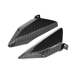 Image 2 - Motorcycle Rear Tail Exhaust Side Covers Panel Fairing Cowl for Honda CBR 600 RR CBR600RR 2007 2008 2009 2010 2011 2012