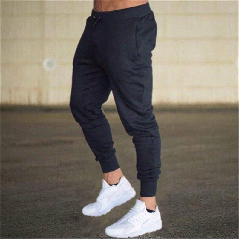 2020 spring men's jogging pants gym training pants sportswear jogger sports pants men's running pants jogging sports pants