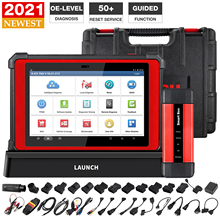 New Arrival LAUNCH X431 PAD V 10.1 INCH full system Automotive diagnostic tools obd2 code reader scanner key programming