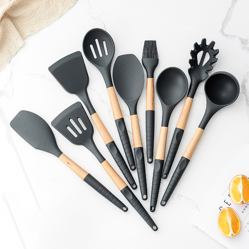 9-10-11-12pcs-Cooking-Tools-Set-Silicone-Wooden-Handle-Kitchen-Cooking-Utensils-Set-with-Storage (1)