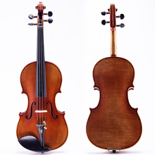 Violin 4/4 Stradivarius style concert violin violin 4/4 All European wood! Top oil varnish! Top tone! stradivarius violin playing grade oil paint violin antique varnish honggeyueqi