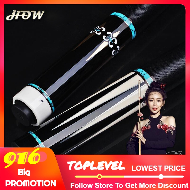 HOW Official Store Original HOW Cue Pool Cue 325 Pro Series Professional Billiard Black 8 Cue Chinese National Athlete Use