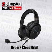 Kingston HyperX chmura na orbicie zestaw słuchawkowy do gier 3D technologii audio E zestaw słuchawkowy dla aktywnych z bardzo dokładny dźwięk lokalizacji dla PC