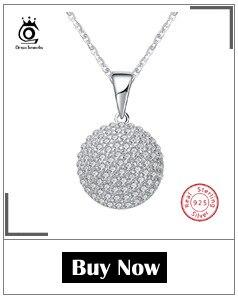 H66ff5ceed4af43698d0fdaa8d2d6aa03E ORSA JEWELS 100% Real 925 Sterling Silver Pendants& Necklaces Shiny AAA Cubic Zircon Star Shape Women Fine Jewelry SN82