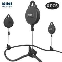 KIWI diseño silencioso VR Cable sistema de polea para HTC Vive/Vive Pro/Oculus grietas/Sony PS/Windows VR/válvula de índice de VR de cable