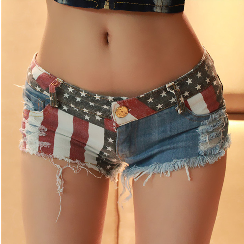 2020 Fashion Women Summer Denim Shorts Jeans Women High Waisted Short New Femme Push Up Skinny Slim Denim Shorts