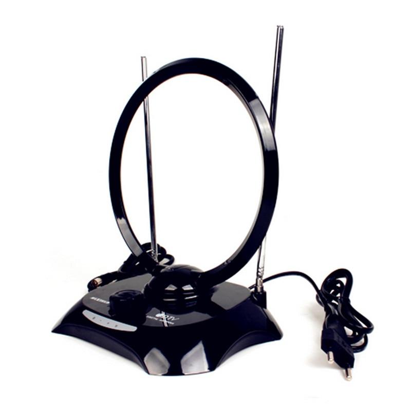 1500 Mile Indoor High Gain HDTV Antenna Magnetic Circular Digital TV  Radius Booster Satellite Signal Receiver DVB-T2 Aerial
