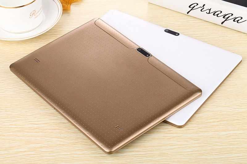 2020 ücretsiz kargo 10.1 inç Tablet PC Android 8.1 Octa çekirdek 4G ağ Wifi 6GB RAM 128GB ROM IPS GPS Tablet çocuklar için