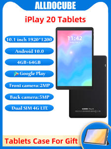 Tablet Wifi-Pad 1920x1200 Andorid Alldocube Iplay LTE Octa-Core FHD 5G GPS 4GB FDD 64GB