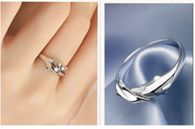Trendy Cute Silver Color Double Dolphin Rhinestone Short Ring Chain Pendant Necklace Set For Women Party Jewelry Accessories