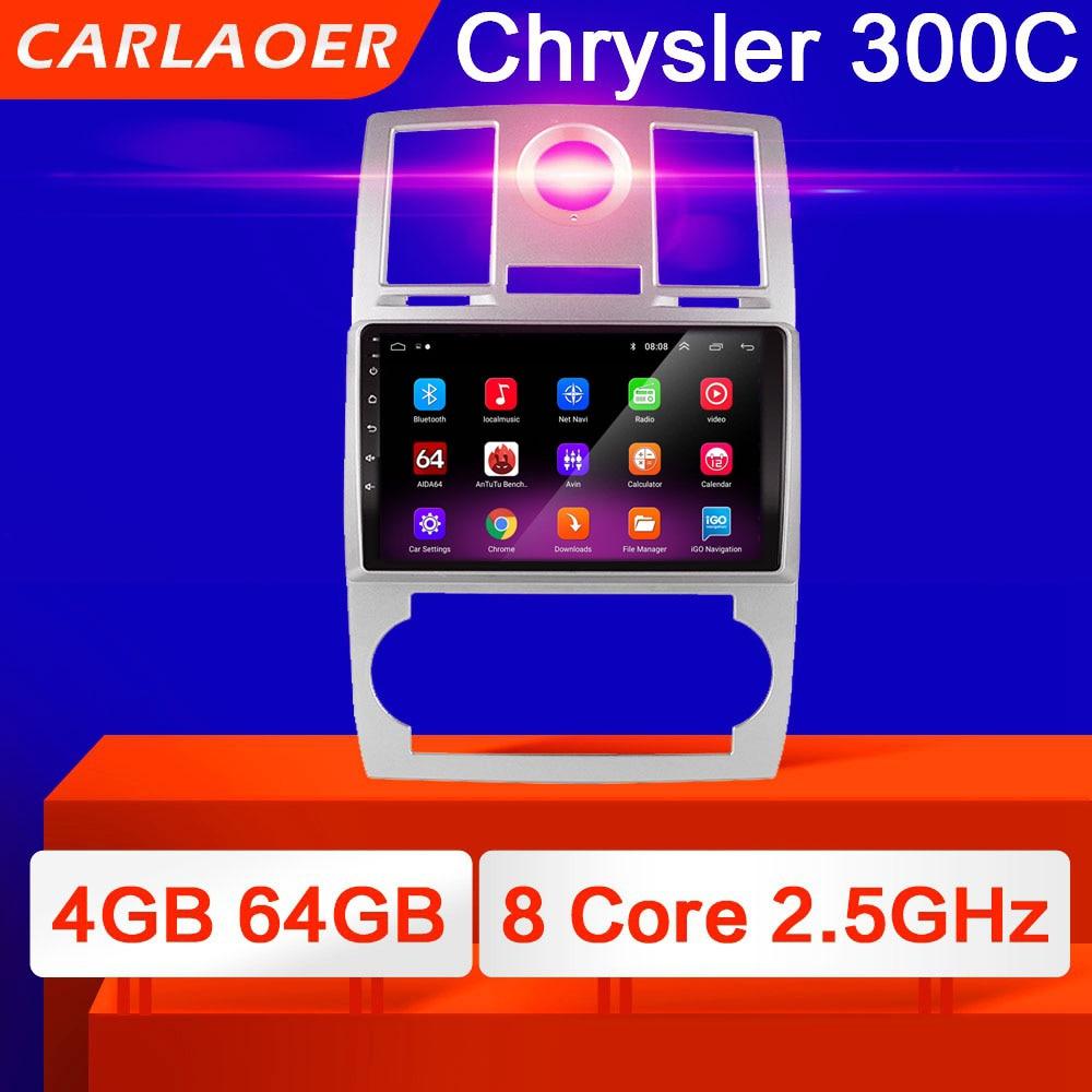 2 din автомобильное радио 2Din Android Авторадио мультимедийный плеер Авто Аудио для Chrysler Aspen 300C 2004 2005 2006 2007 2008 GPS wifi 4G|Мультимедиаплеер для авто|   | АлиЭкспресс
