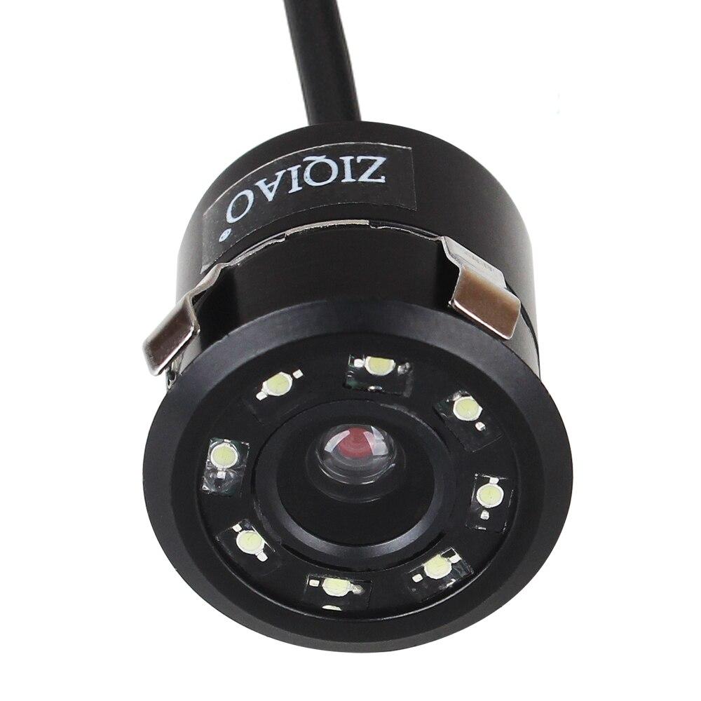 Автомобильные аксессуары, камера заднего вида, парковочная резервная Reaverse камера с водонепроницаемым ночным видением для автомобиля, DVD монитор, зеркало - Название цвета: 17