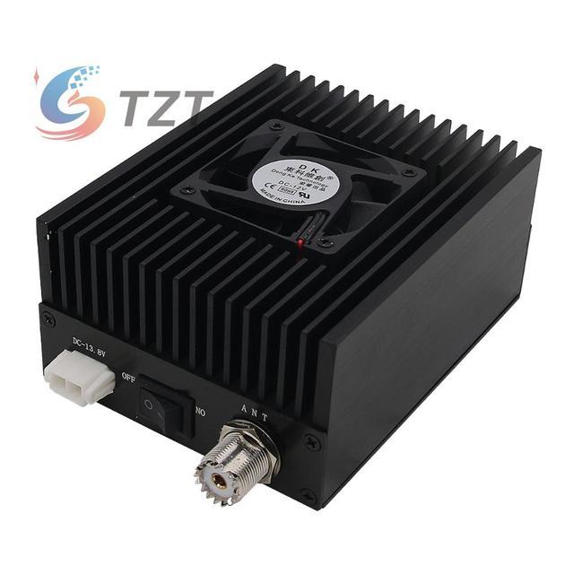 Amplificatore di potenza RF digitale TZT 400 470Mhz UHF 20W 30W 40W 50W 80W Radio DMR amplificatore FM Power Amp