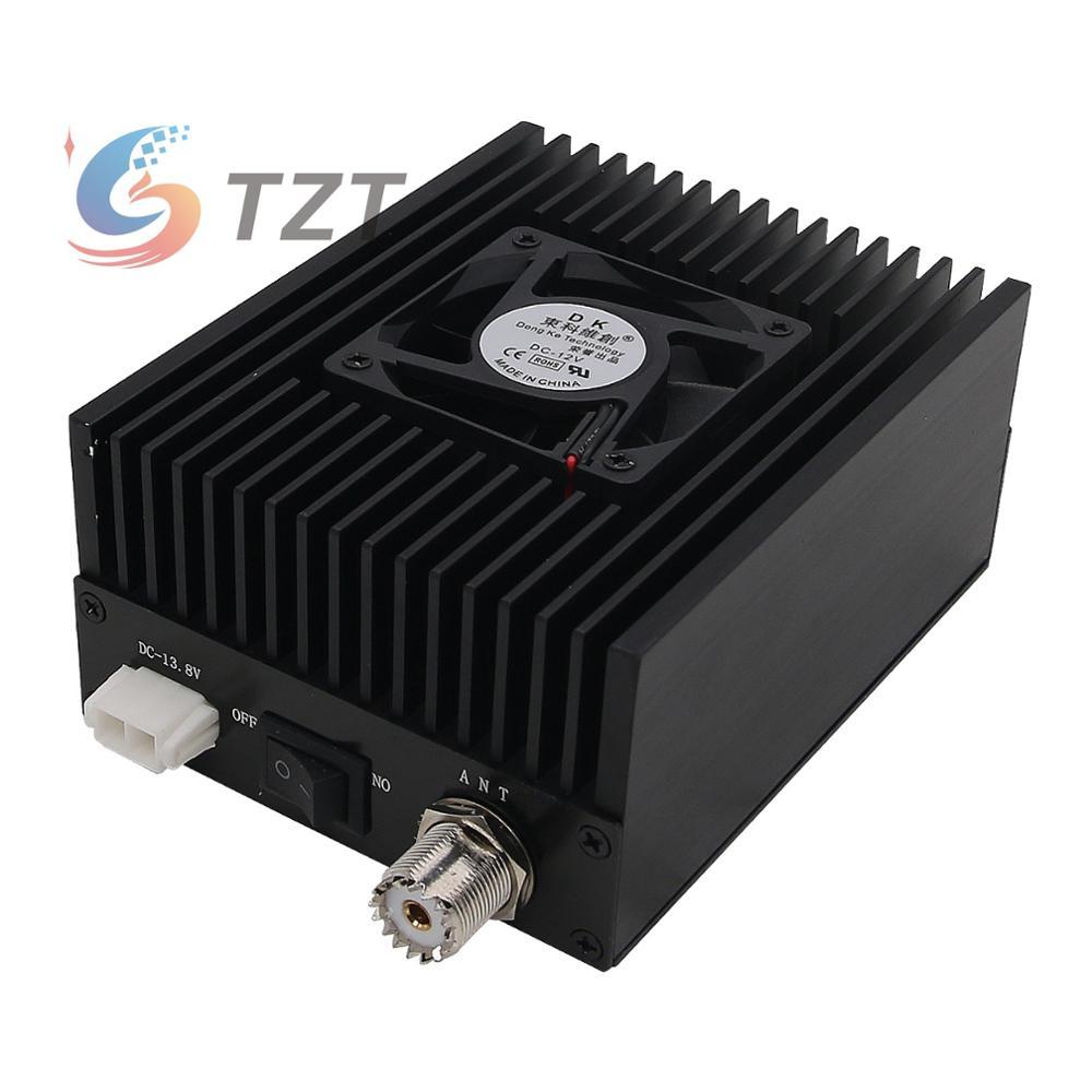 Цифровой Радиочастотный усилитель мощности TZT 400-470 МГц УВЧ 20 Вт 30 Вт 40 Вт 50 Вт Радио DMR усилитель FM Усилитель мощности