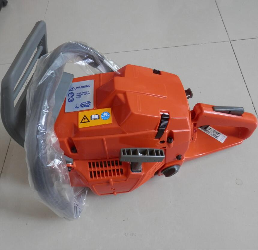 372 BARE GASOLINE CHAINSAW 382 UPGRADED WITHOUT GUIDE BAR & CHAIN 72cc 2 STROKE HORSE POWER STROMG OEM NEUTRAL PETROL SAW