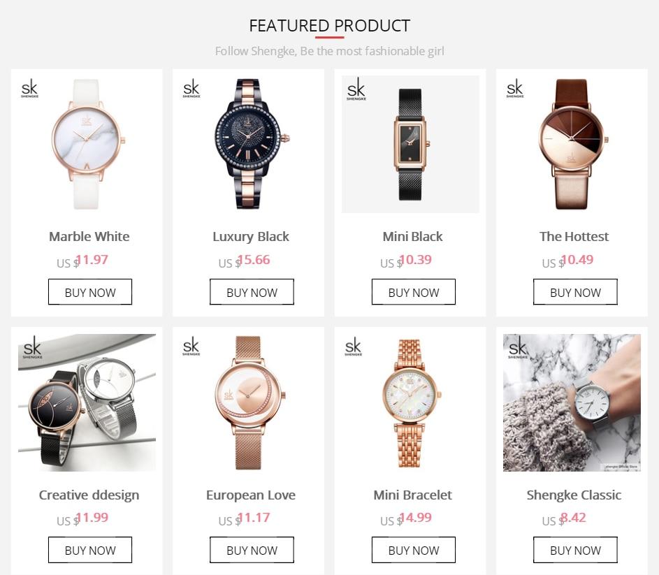 H67028cbd34a1498fa0a6f50b8feb00463 Shengke Rose Gold Watch Women Quartz Watches Ladies Brand Crystal Luxury Female Wrist Watch Girl Clock Relogio Feminino