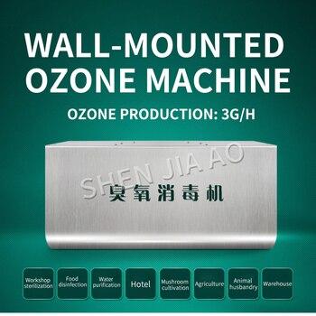 MLS-B-3G Tường Máy Tạo Ozone Khử Trùng Máy 220V Sinh Sản Nhà Máy Xưởng Cửa Hàng Thực Phẩm Tiệt Trùng Máy 1PC