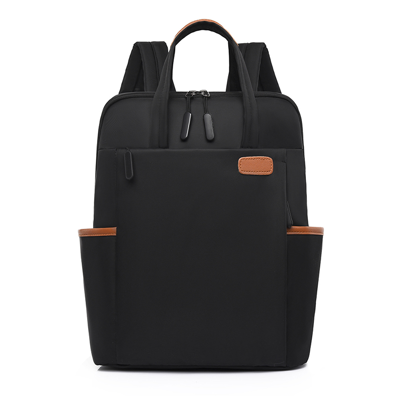 Fashion Women Backpacks Korea Style Design Laptop Bag Female Waterproof Nylon Shoulder Back Bag Daypack School Teenage Girls